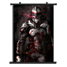 6259 Goblin Slayer Decor Poster Wall Scroll cosplay