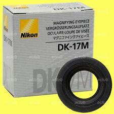 Genuine Nikon DK-17M Magnifying Eyepiece Df D810 D810A D800 D800E D500 D5 D4S F6
