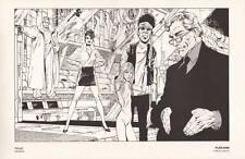 History of the DC Universe John Byrne FREAKS Comic Art Print Next Men Prototype