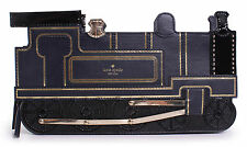 NWT Kate Spade All Aboard Train Clutch Handbag