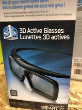 Samsung SSG-3050GB 3D Active Glasses For Smart TV NEW SEALED Set Of 2