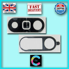 Back Rear Main Camera Lens Cover with Adhesive BLACK for LG G5