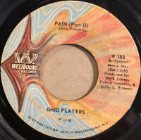 Soul 45 Ohio Players - Pain (Part I) / Pain (Part Ii) On Westbound Records