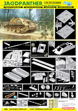 1/35 Dragon Jagdpanther Late Production  #6393