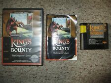 King's Bounty: The Conqueror's Quest (Sega Genesis, 1991) Complete
