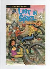 LOST IN SPACE #1 First Printing Innovation Comics 1991