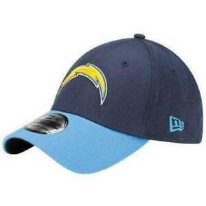 SAN DIEGO CHARGERS 39THIRTY FITTED HAT NEW ERA NFL FOOTBALL TD CLASSIC CAP
