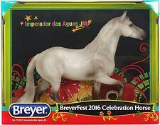 Breyer Imperador das Aguas JM 2016 Breyerfest Celebration Model 711234