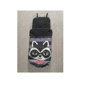 Brand new Cosatto Supa 2 in 1 Footmuff and Liner in Racoon riot