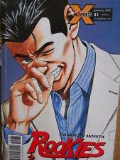 ROOKIES - Masanori Morita EXPRESS n°31 (2) 2001 ed. Star Comics  [G.236]