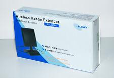 Allnet ALL19001 Wireless Range Extender, Dual-Band Richtantenne 6/8dbi, 2.4/5GHz