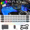 LEDGLOW 4pc MILLION COLOR SMD LED INTERIOR NEON LIGHTS KIT - LU-IN-M-SMD-4pc