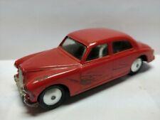 Corgi Toys Ref 205-A Riley Pathfinder 1956-61 Red Good NB 1/43 Diecast
