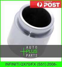 Fits INFINITI QX70/FX (S51) 2008- - Brake Caliper Cylinder Piston (Front) Brakes