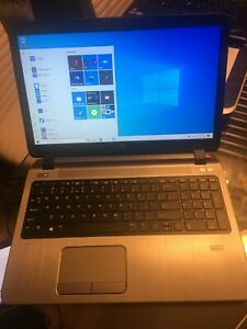 HP ProBook 450 G2 Intel i3-4005U 1.7Ghz / 8GB / 240GB SSD / Win 10 Home / 15.6""