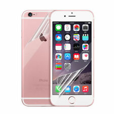Ultra Clear 3 Front and 3 Back HD Screen Protector Film For iPhone 6/6S Plus 5.5