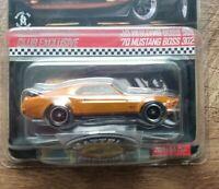"""2021 RLC Hot Wheels Membership """"'70 Mustang Boss 302"""" Car Kit IN HAND"""