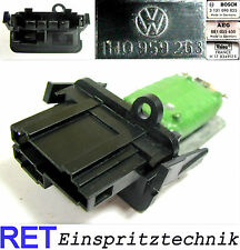 Heizungswiderstand 1H0959263 VW Golf Polo 3131090055 881055650 H17834912X