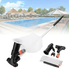 More details for swimming pool jet vacuum with pole vac suction hoover cleaning tub cleaner tool