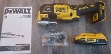 New DEWALT DCS356B 20-VOLT XR Brushless Oscillating MULTI-TOOL + BATTERY