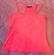 Neon Pink Top BNWOT 14