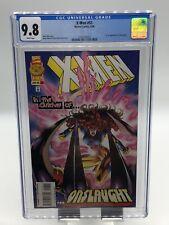 X-Men #53 (1996) 1st Appearance Onslaught CGC 9.8 Marvel Comics