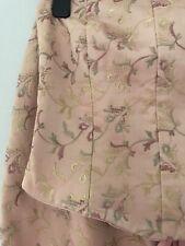 Indian Sari Fabric Corset Top & Matching Skirt Co ord Prom WeddingKaren Millen