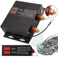150 Amp Dual Battery Smart Isolator 12V/24V Voltage Sensitive Realy for Off-Road