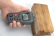 EMT01 Digital Wood Moisture Meter Humidity Tester Timber Damp Detector USA