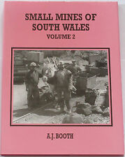 SOUTH WALES SMALL MINES Welsh Coal Mining History Industry Miners Pits Colliery