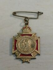 1911 George V and Queen Mary Commemorative Coronation Medal issued by Denton UDC