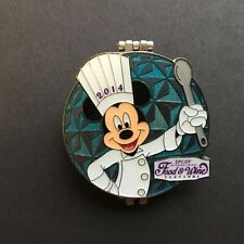 2014 Epcot International Food Wine Festival Annual Passholder Disney Pin 103687