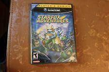 Star Fox Adventures (GameCube, Player's Choice version, Sealed)