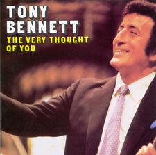 The Very Thought of You by Tony Bennett cassette
