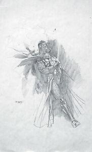 Star Wars DARTH VADER Original RYAN SOOK Drawing Sketch Art