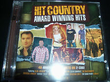 Hit Country Award Winning Hits 2 CD Alan Jackson The Mclymonts Shania Twain & Mo