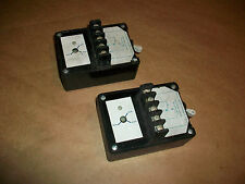2pc Hi Z Corp Ground Fault Relay Azm21 5 7 12 10 Used
