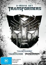 NEW Transformers : Movie 1-3 (DVD, 2012, 3-Disc Set)