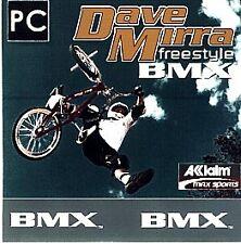 Dave Mirra Freestyle BMX (PC, 2000)