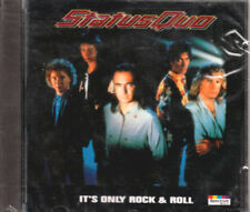 Status Quo CD Its only Rock n Roll 14 tracks 1994