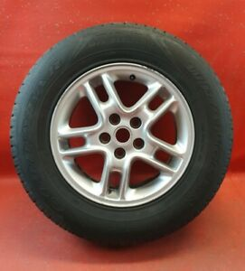 """04-09 LAND ROVER DISCOVERY 3 TWIN SPOKE 17"""" INCH ALLOY WHEEL RRC002 TYRE r106"""