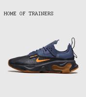 Nike React-Type GTX Black Orange Blue Men's Trainers All Sizes Limited Stock