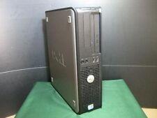 Dell Optiplex 755 Small Form Factor Desktop Computer Core 2 Duo E6550 2.33Ghz 2G