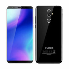 "Cubot X18 Plus 4g Smartphone 5.99"" Android 8.0 Octa Core 64gb Fingerprint Phone"