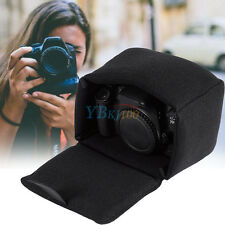 Inner Separate Bag Black Folding Liner Insert Padded Camera Partition For DSLR