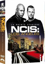 Dvd NCIS N.C.I.S. LOS ANGELES - Stagione 5 - (Box 6 Dischi) ....NUOVO