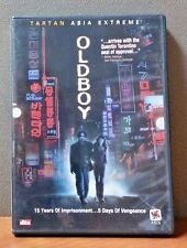 Oldboy   (DVD, 2005) w/DTS Digital surround Sound   LIKE NEW