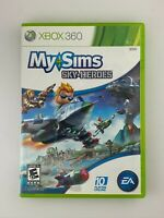 MySims Sky Heroes - Xbox 360 Game - Complete & Tested