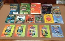 Pokemon Trading Card Games Rulebooks Card Lists Gameboards Benches 16 Pieces