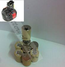 Batteria trapano BOSCH 2607335461 kit di autoinstallazione 9.6 V  1300 mAh